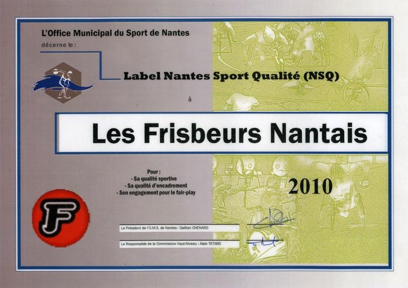 2010_label_nantes_sport_qualite_pour_les_frisbeurs