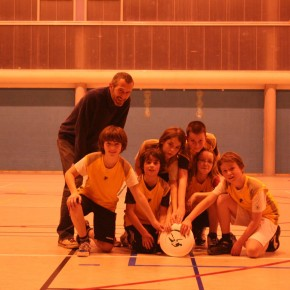 Coupe indoor 2012 U14