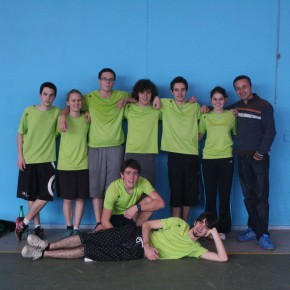 Coupe indoor 2012 U20
