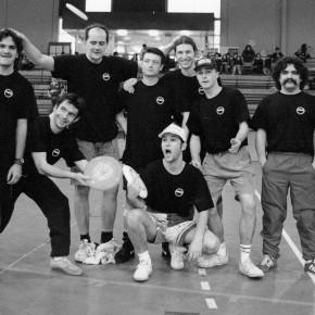 1993 Dervallières Fré+Manu+Oliver+Jérome+Bernard+Carole+Thierry+Frédo